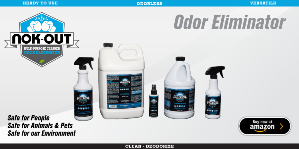 NOK OUT™ - Superior Odor Eliminator